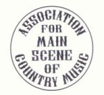 Association for Main Scene of Country Music